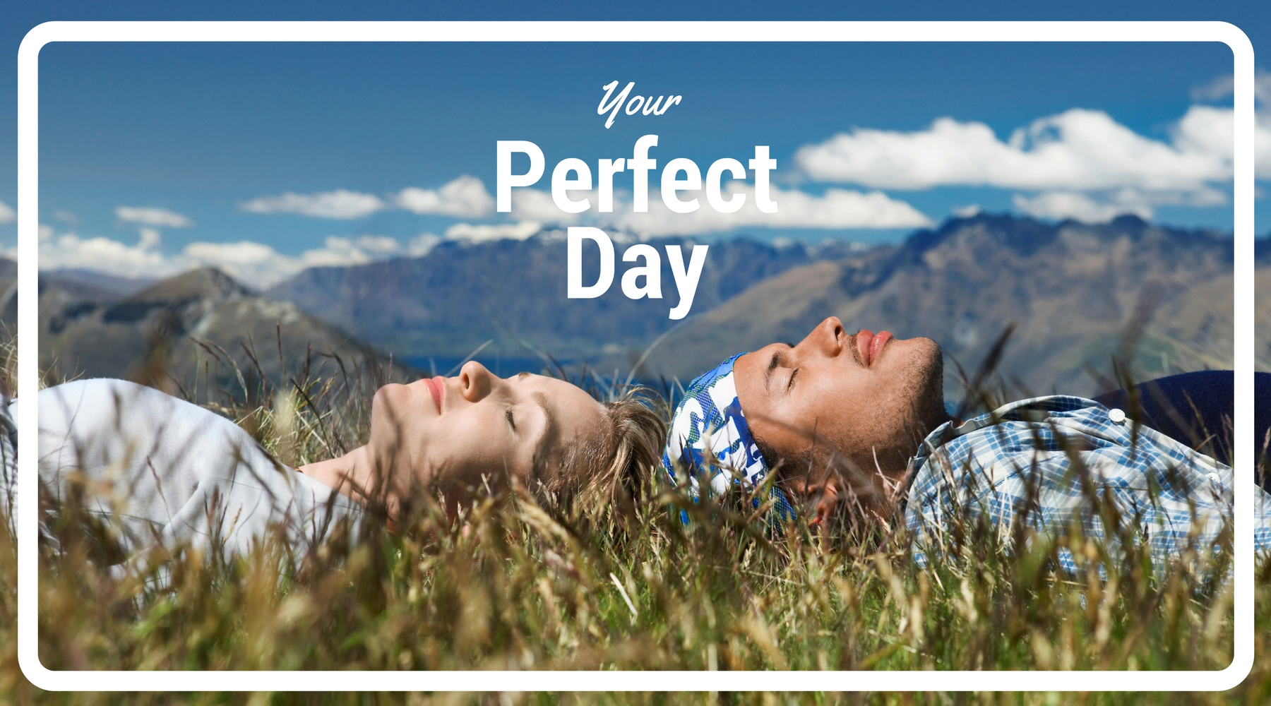 Your Perfect Day Schedule