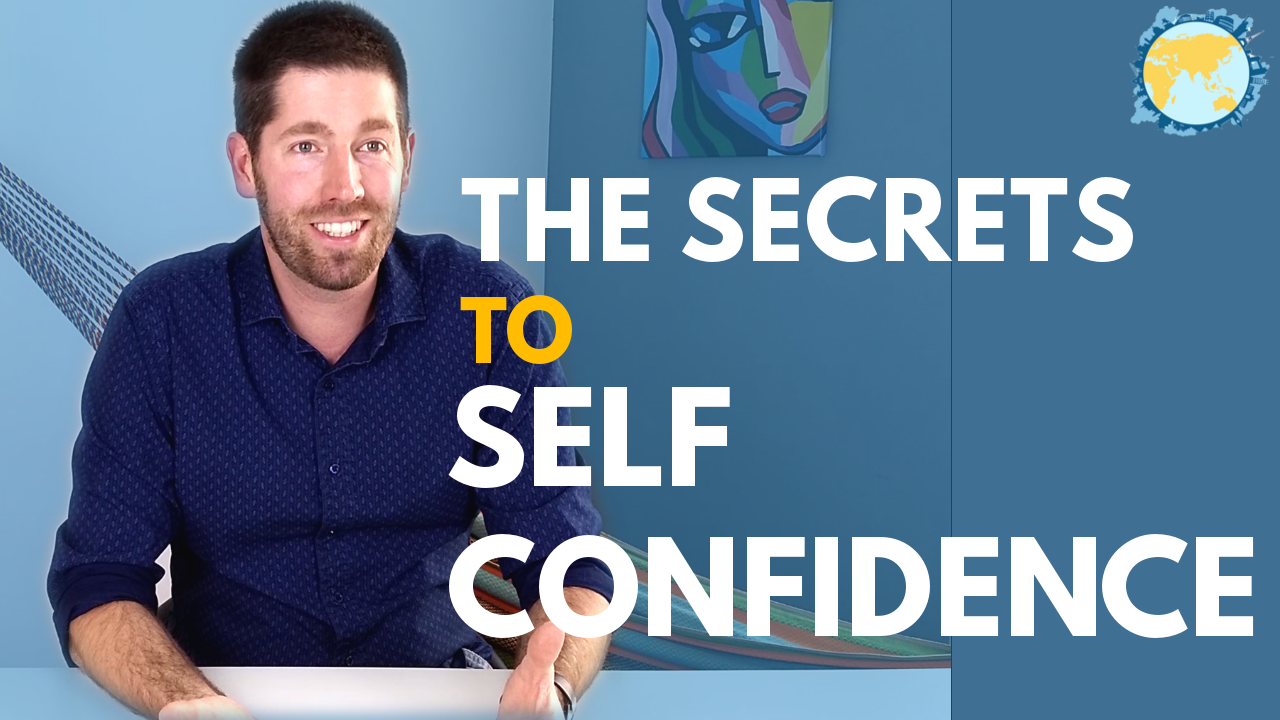 How To Be More CONFIDENT (even if you've never been)