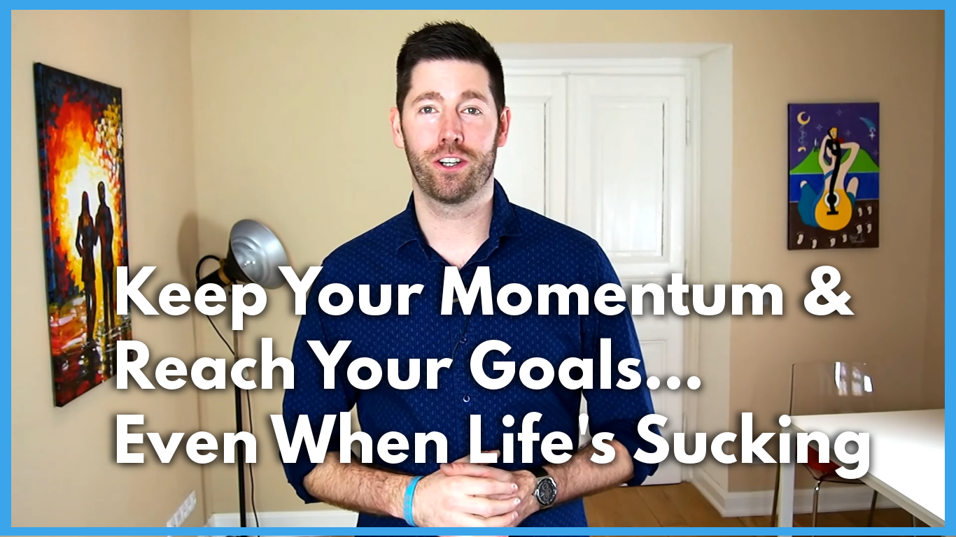 How To Stay on Track and Reach your Goals in Tough Times