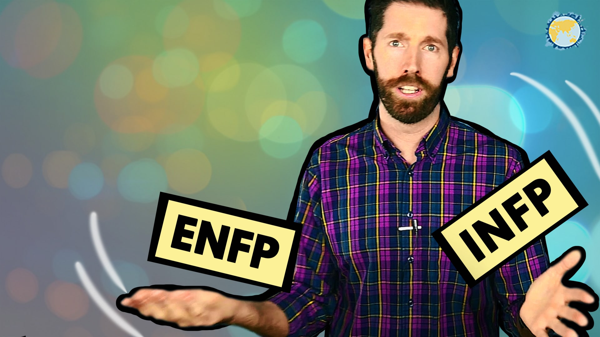 One BIG Difference Between ENFPs & INFPs   Dreams Around The World