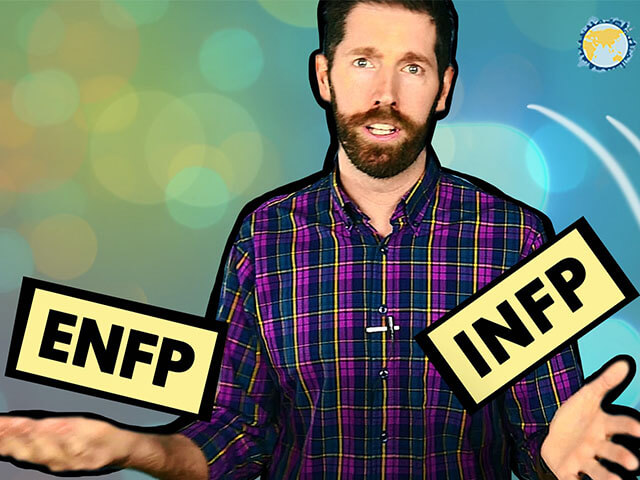 One BIG Difference Between ENFP & INFP