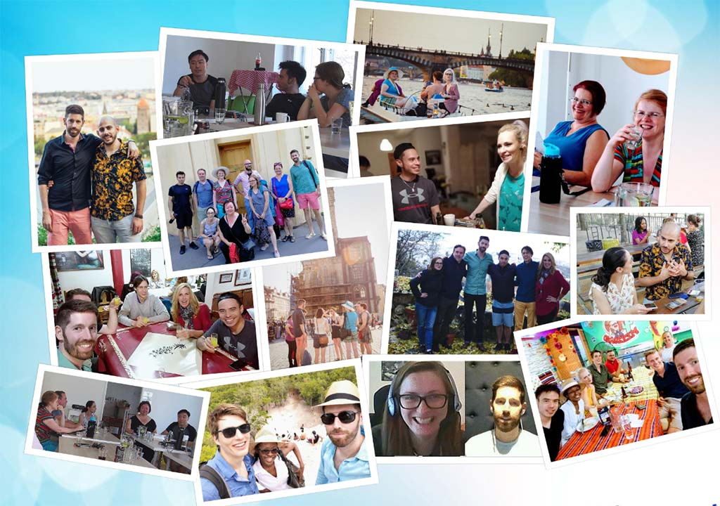 dreams around the world testimonials page