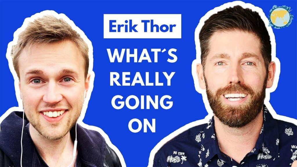 INFJ Erik Thor and ENFP Dan Johnston