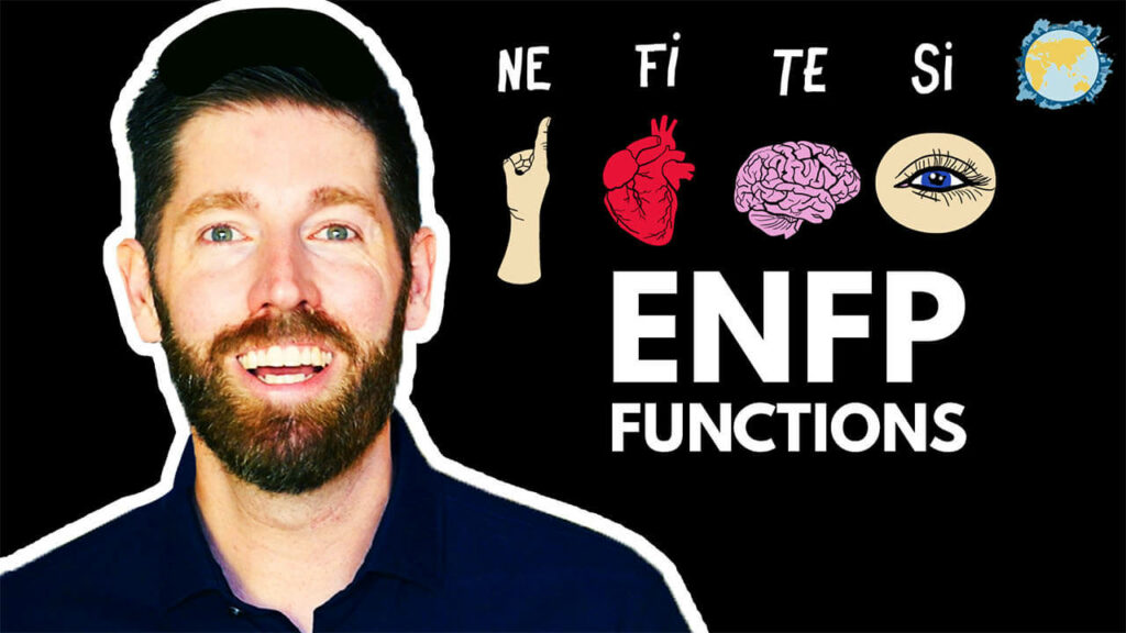 enfp personality type 4 functions ne fi te si