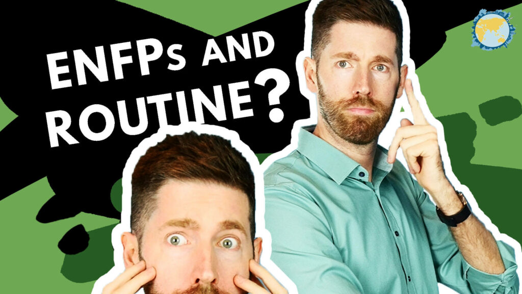 The Best ENFP morning routine - productivity tips for enfp personality type