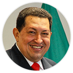 hugo chavez was an enfp personality type