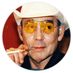 hunter s thompson is an enfp